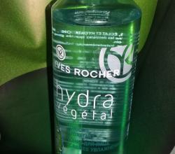 Тоник для лица Hydra vegetal (нормальная и смешанная кожа) от Yves Rocher
