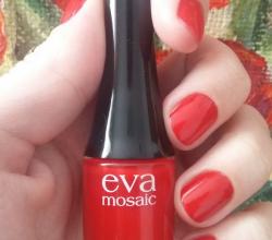 Лак для ногтей Fashion color (оттенок № 127) от Eva Mosaic