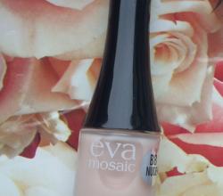 Лак для ногтей BB Nude (оттенок № 268) от Eva mosaic