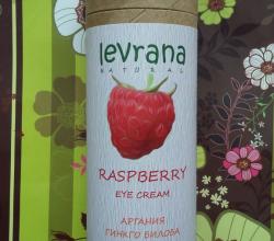 Крем для век Raspberry 20+ от Levrana