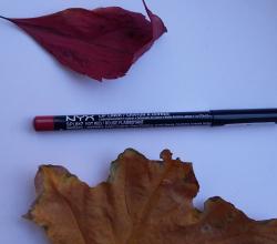 Классический карандаш для губ SPL (оттенок № 817 Hot red/Rouge flamboyant) от Nyx