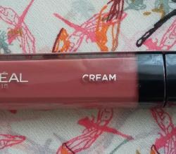 Блеск для губ Infaible (оттенок № 110 I got the power) Cream от L'Oreal