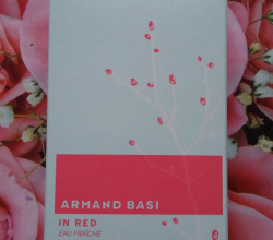 Туалетная вода In red Eau fraiche от Armand Basi
