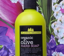 Мыло для рук Organic olive от Planeta Organica