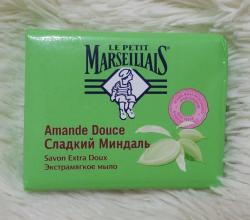 Экстрамягкое мыло Сладкий миндаль от Le Petit Marseillais