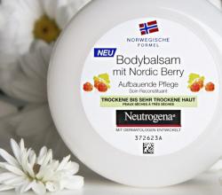 Бальзам для тела Nordic Berry от Neutrogena