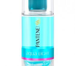 Двухфазный спрей Aqua Light для укрепления тонких и склонных к жирности волос от Pantene