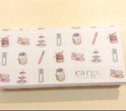 Палетка теней для век Eyeshadow Palette Suited To A Tea от CARGO