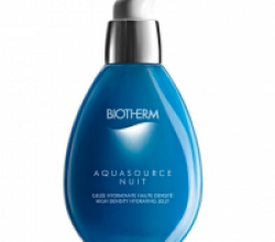 Гель для лица SKIN CARE AQUASOURCE NUIT HYDRATING JELLY от Biotherm
