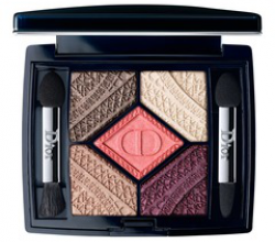 Тени для век 5 Couleurs Fall 2016 Skyline (оттенок № 806 Capital of Light) от Dior
