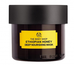 """Питательная маска для лица """"Мед из Эфиопии"""" от The Body Shop"""
