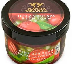 "Пена для ванн ""Исландское СПА"" от Planeta Organica"