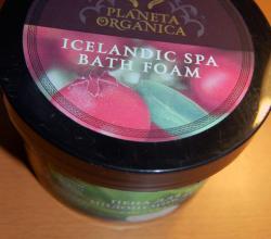 """Согревающая пена для ванн """"Индонезийское СПА"""" от Planeta Organica"""