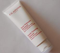 Очищающий пенящийся крем с экстрактом хлопка от Clarins