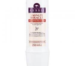 Реконструктор волос 3 Minute Miracle с экстрактом австралийской мелиссы от Aussie