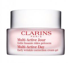 Дневной крем для борьбы с первыми возрастными изменениями Multi-Active Day от Clarins
