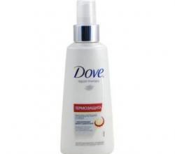 Термозащитный спрей для волос Repair Therapy от Dove