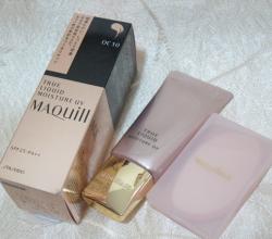 Тональные кремы из серии Maquillage от Shiseido