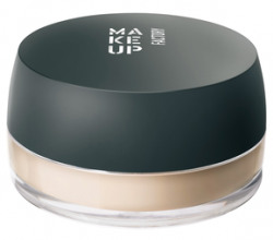 Пудра Mineral Powder Foundation (оттенок № 04 Leight Beige) от Make Up Factory