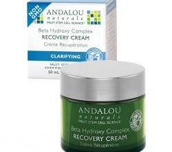 Ночной крем для лица Beta Hydroxy Complex Recovery Cream от Andalou Naturals