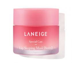 Ночная маска для губ Lip Sleeping Mask (Berry) от Laneige