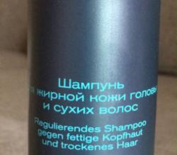 Шампунь для жирной кожи головы и сухих волос от Estel