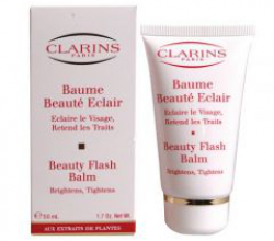 Clarins Beauty Flash Balm/Восстанавливающий бальзам мгновенного действия
