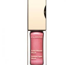 Кремовые румяна на гелевой основе Instant Light Blush (оттенок № 01 Vitamin Pink) от Clarins