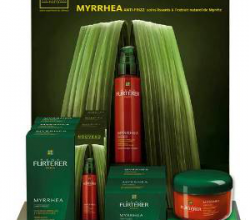 Серия для разглаживания волос Myrrhea от Rene Furterer