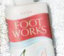 """Охлаждающий спрей для ног """"Вишневый лед"""" от Avon"""