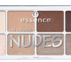 Тени для век All about ROSES eyeshadow от Essence