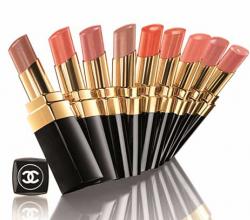Увлажняющая губная помада Rouge Coco Shine (оттенок № 93 Intime) от Chanel