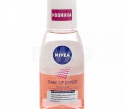 Двухфазная жидкость для снятия макияжа Make-up Expert от Nivea