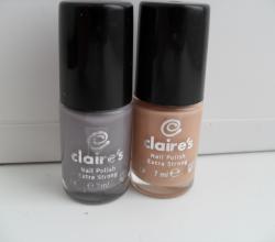 Лак для ногтей от Claire's