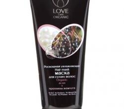 Маска для сухих волос Асаи + Протеины жемчуга от Love 2 mix Organic