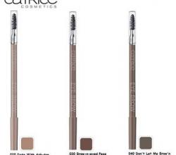 Карандаш для бровей Eye brow Stylist (оттенок № 020 Date with Ash-ton) от Catrice