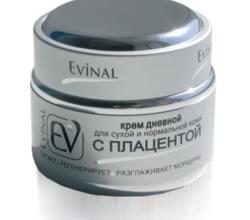 Крем для лица с плацентой от Evinal
