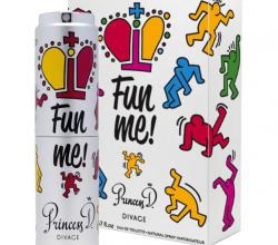 Туалетная вода Fun me Princess D от Divage