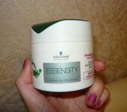 Мягкий разглаживающий крем для волос Smoothing Cream от Schwarzkopf Professional