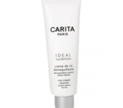 Очищающий крем для снятия макияжа для сухой кожи Ideal Nutrition Rice Cream Cleanser от Carita