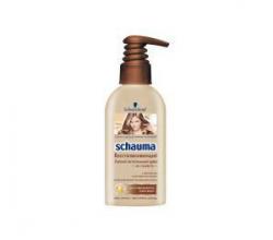 Легкий питательный крем для волос Schauma от Schwarzkopf