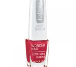Супер устойчивый и быстро сохнущий лак для ногтей Wonder nail  от IsaDora