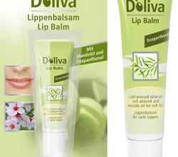 Бальзам для губ от D`oliva