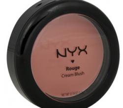 Кремовые румяна Cream Blush (оттенок № 13 Tickled) от NYX