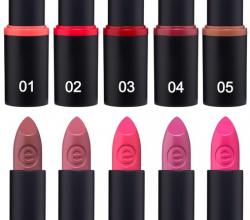 Стойкая губная помада Longlasting lipstick (оттенок № 03 Dare to wear) от Essence
