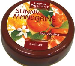 """Масло для тела """"Солнечный мандарин"""" от Infinum"""