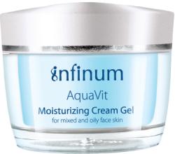 Увлажняющий крем-гель для комбинированной и жирной кожи AquaVit от Infinum