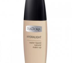 Легкая тональная основа Hydralight Foundation от IsaDora
