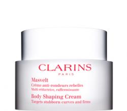 Укрепляющий крем для похудения против стойких жировых отложений Masvelt от Clarins