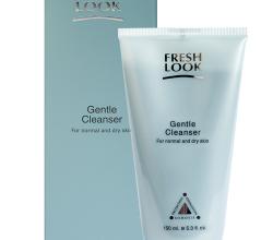 Очищающий крем-гель Gentle cleanser для нормальной и сухой кожи лица от Fresh Look